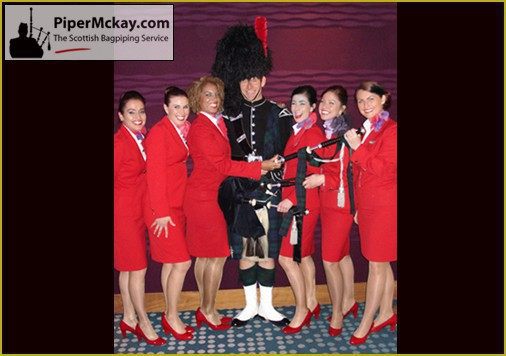 Virgin Promotion with Piper Mckay