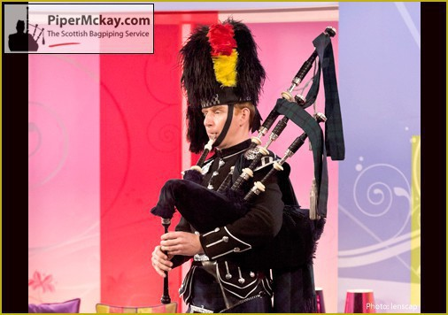 Piper Mckay Playing Live on itv