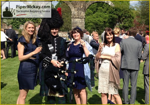 Wedding Guests with Piper Mckay