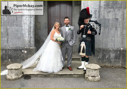 Castle Weddings with Piper Mckay