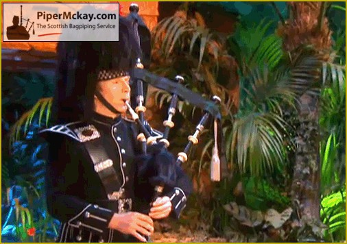 Piper Mckay Bagpiper on BBC's Zingzillas - DVD