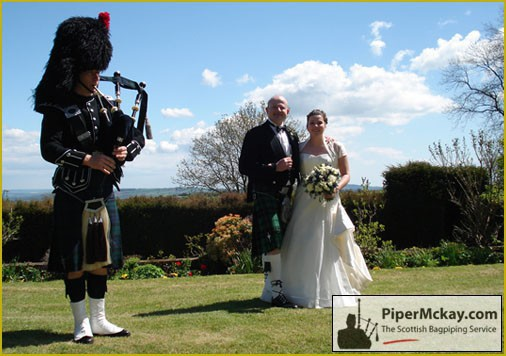 Piper Mckay with Roberth and Alison - VIP Wedding