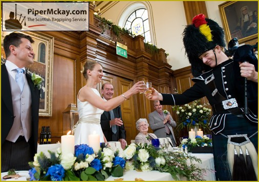 VIP Wedding - Piper Mckay's Famous Toast