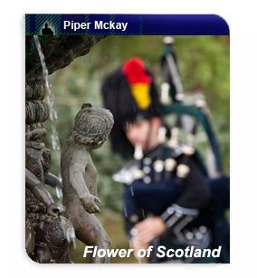 Flower of Scotland Bagpipe Ringtone