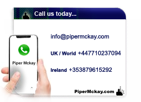 Contact Piper Mckay today!